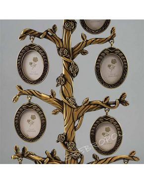 Drzewko genealogiczne mosiądzowane 473-3000