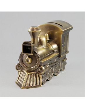 Skarbonka - lokomotywa mosiądzowana 461-4781