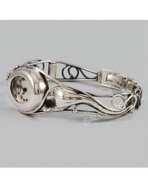 Zegarek srebrny damski Violett 57