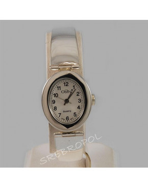 Zegarek srebrny damski Osin 37