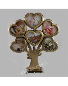 Drzewko genealogiczne mosiądzowane 473-3057