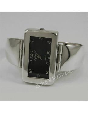 Zegarek srebrny damski na bransolecie Violett 78