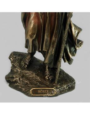 Figurka Mojżesz i 10 przykazań Veronese WU76128A4