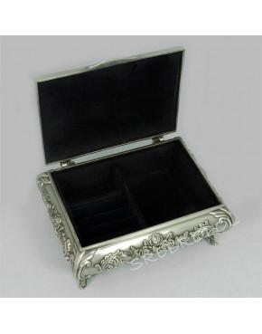 Cynowana szkatułka na biżuterię 472-4066