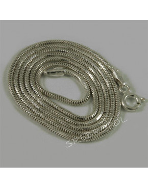 Łańcuszek srebrny linka SK 3.2g 45cm