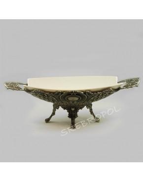 Gondola cynowana z nakładką ceramiczną 466-8070