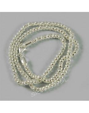 Łańcuszek srebrny Ł 45/0 45 cm