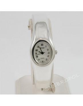 Zegarek srebrny damski na bransolecie Violett 90