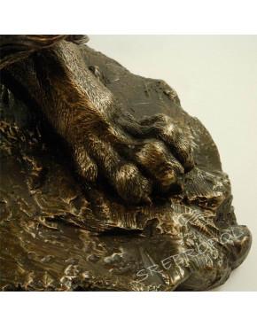 Figurka Lew Veronese WU68793A1