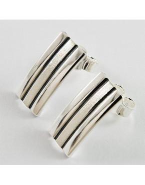 Komplet srebrny wisiorek + kolczyki W22/0 K14/0