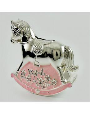 Skarbonka konik - różowy 473-3152
