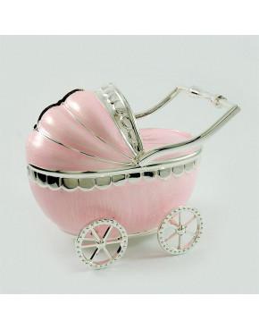Skarbonka - wózek różowy 473-3142
