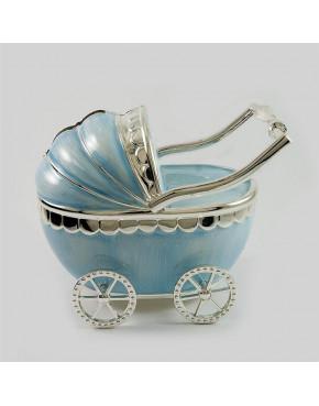 Skarbonka - wózek niebieski 473-3141