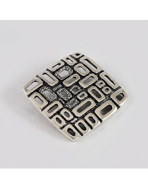 Komplet srebrny wisiorek + kolczyki SH 8.0g SH 6.4g