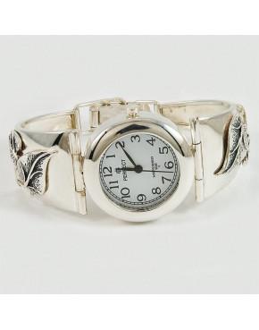 Zegarek srebrny damski + opcja grawer Perfect 55
