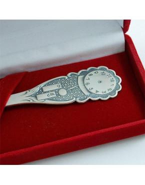 Łyżeczka srebrna pr. 830