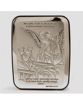 Aniołek i modlące się dziecko - Modlitwa 6508S/2