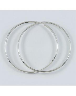 Kolczyki srebrne koła K43/0