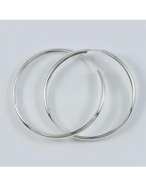 Kolczyki srebrne koła K29/0K1