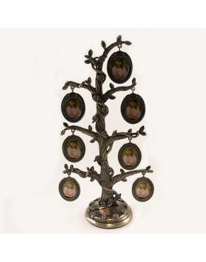 Drzewko genealogiczne cynowane 473-3001