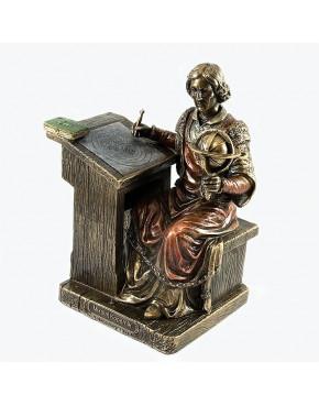 Figurka dekoracyjna Mikołaj Kopernik WU77094A4