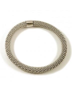 Bransoletka srebrna AN119
