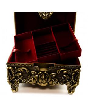 Kasetka mosiądzowana na biżuterię 461-4815