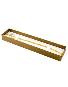 Złoty łańcuszek kordel pr. 585 ZŁ25