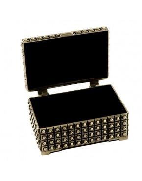 Cynowana szkatułka na biżuterię 461-4966
