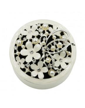 Puzderko, szkatułka na biżuterię motyl 473-3228