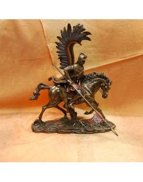 Figurka Polski Husarz na koniu Veronese WU74521A4