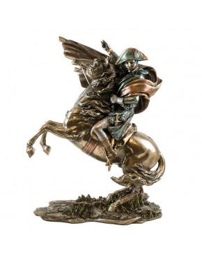 Figurka Napoleon na koniu Veronese WU73444A4