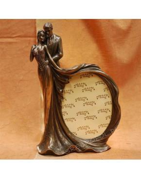 Figurka ramka na zdjęcie Veronese WU74623A4