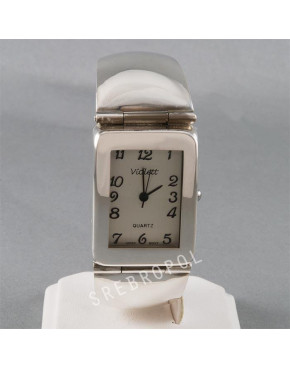 Zegarek srebrny damski na bransolecie Violett 7