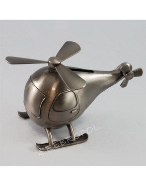 Skarbonka - helikopter cynowany 461-4663