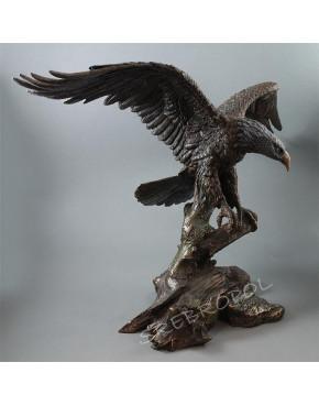Figurka orzeł z rozłożonymi skrzydłami Veronese WU74848A4
