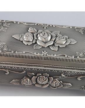 Cynowana szkatułka na biżuterię 472-4009