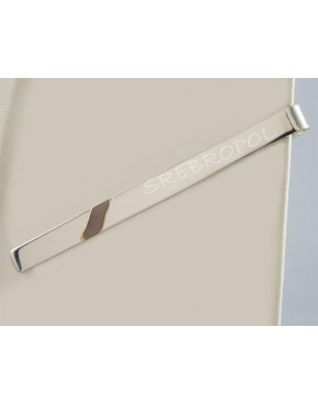 Srebrna spinka do krawata S11-K 29/0