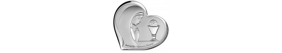Obrazki Srebrne: Obrazek Srebrny, Ikony Ze Srebra, Srebro Ikona Sklep Internetowy
